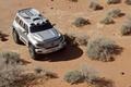 Картинка Песок, Пустыня, Мерс, Внедорожник, Ener-g, Force, Mercedes Benz, Концепт