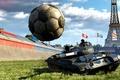 Картинка арт, победа, абстракция, спортивная, Эйфелева башня, средний, советский, WOT, гигантский, стадион, World of Tanks, красивый, ...