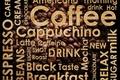 Картинка надписи, americano, кофейные зёрна, кофе, coffee, espresso, drink hot, cappuchino, latte