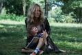 Картинка ребенок, Kate Beckinsale, Комната разочарований, The Disappointments Room, травa