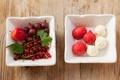 Картинка мороженое, dessert, десерт, сладкое, ягоды, berries, ice cream, sweet, fresh