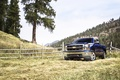 Картинка new, powerful, chevy, blue, Silverado, wheels, grass, 1500, engine, grill, truck, bed, fog, 4x4, large, ...