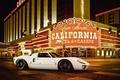 Картинка Ford, Las Vegas, White, Supercar, GT40, Casino