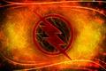Картинка Reverse Flash, lightning, comics, logo