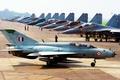 Картинка База, Авиация, многоцелевой истребитель, Микоян, Fishbed, МиГ-29, Вид сбоку, Гуревич, Fulcrum, МиГ-21, сверхзвуковой