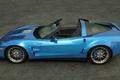 Картинка Chevrolet, арт, corvette, кабриолет, zr1, outdoors, dangeruss