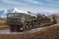 Картинка арт, установлен, Vincent Wai., для, 12-, седельный, Т-55, прицепе, Маз-537, цилиндровый, предназначен, двигатель, дизельный, тягач, ...