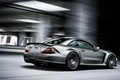 Картинка Mercedes-Benz, Car, Speed, AMG, Rear, SL 65