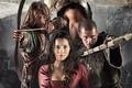 Картинка Ryan Kwanten, Charlie Murphy, Inghean, Northmen, Conall, Viking Saga, Викинги
