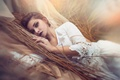 Картинка макияж, взгляд, девушка, Beautiful dreamer