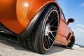Картинка Chevrolet Corvette Z06, море, спорткар, малышка, авто, пляж, песок