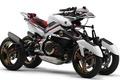 Картинка мотоцикл, прототип, Yamaha