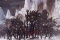 Картинка миры, картина, войны, Adrian Smith, зима