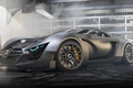 Картинка 3D Graphics, Track, Lada, Car, Power, Garage, Future, Next, Front, Concept