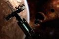 Картинка космос, планета, звёзды, base, freelancer