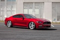Картинка Mustang, Ford, Red, New