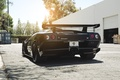Картинка Lamborghini, ламборгини, sun, diablo, black, черный, солнце, диабло, gtr, гтр