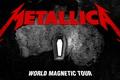 Картинка music, Metallica, хард-рок, Rock, thrash metal, гроб, Рок, жёсткий рок, спид-метал, speed metal, 2008, World ...