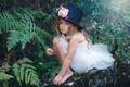 Картинка шляпа, девочка, Susana de la Llave, magic
