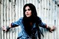 Картинка Cristina Scabia, metal, девушка, Lacuna Coil