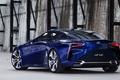 Картинка Concept, Lexus, Blue, LF-LC
