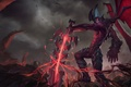 Картинка Демон, League of Legends, LOL, Лига Легенд, Demon, Aatrox, ЛОЛ, Атрокс