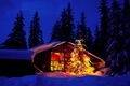 Картинка Игрушки, зима, новый год, рождество