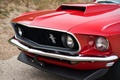 Картинка Car, Muscle, Classic, American, Red, 429, 1969, Musclecar, NasCar, Boss, Mustang, Ford