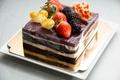 Картинка торт, Sweets, сердце, Cake, сладкое, Strawberry, ягоды, пирожное, ежевика, клубника