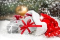 Картинка Новый Год, decoraton, snow, Christmas, Merry, Рождество, winter