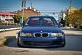 Картинка stance, синия, tuning, stance works, BMW, бмв, E46