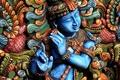 Картинка colors, hindu, wood