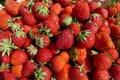 Картинка красный, ягоды, клубника