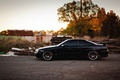 Картинка Nissan, black, skyline, r34, railroad, gtr, профиль