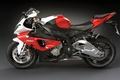 Картинка dangeruss, арт, BMW, спортивный мотоцикл, S1000, BMW Motorrad, Супербайк