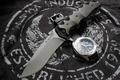 Картинка Нож, knives & wristwatch, часы, ткань