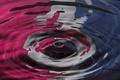 Картинка волны, вода, цвет, круг, всплеск, пятно