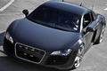 Картинка Black, Matte, стильно, Audi