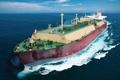 Картинка underway, tanker, ship, mozah, sea