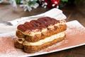 Картинка торт, пирожное, cake, десерт, сладкое, sweet, cream, dessert, тирамису, tiramisu