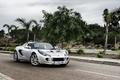 Картинка Lotus, фон, Elise, автомобиль, обои, дорога, спорткар