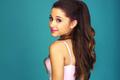 Картинка взгляд, Ариана Гранде, певица, Ariana Grande, девушка