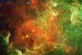 Картинка космос, звезды, туманность
