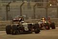 Картинка Formula 1, Lotus, E23, Сумерки, Pastor Maldonado