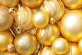 Картинка Новый Год, Merry, украшения, Рождество, Christmas, золотые, шары, decoration, gold