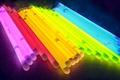 Картинка цвет, свет, трубки