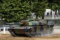 Картинка современный, Леклерк, боевой, танк, французский, основной