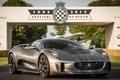 Картинка Jaguar, Hybrid, Supercar, 2014, C-X75