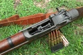 Картинка винтовка, обойма, самозарядная, M1 Garand