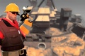 Картинка team fortress 2, tf2, тф2, инженер